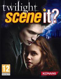 Okładka Scene it?: Twilight (NDS)
