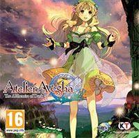 Okładka Atelier Ayesha: The Alchemist of Dusk (PS3)