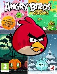 Game Box for Angry Birds Seasons (PC)