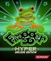 Okładka Frogger: Hyper Arcade Edition (Wii)