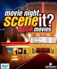 Scene It? Movie Night: Mega Movies (X360 cover