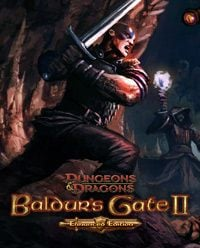 Okładka Baldur's Gate II: Enhanced Edition (PC)