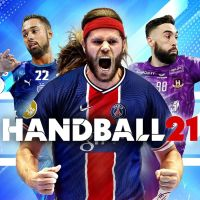 Game Box for Handball 21 (PC)
