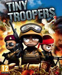 Okładka Tiny Troopers (iOS)