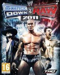 Okładka WWE SmackDown vs. Raw 2011 (X360)