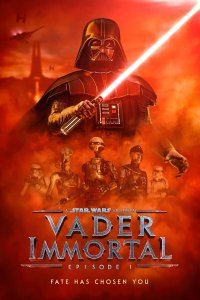 Okładka Vader Immortal: A Star Wars VR Series (PC)