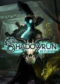 Game Box for Shadowrun Returns (PC)