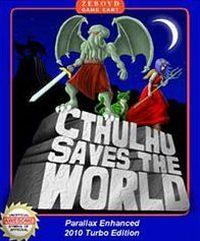 Okładka Cthulhu Saves the World (PC)
