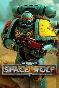 Warhammer 40,000: Space Wolf (XONE cover