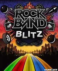 Okładka Rock Band Blitz (X360)
