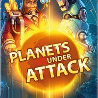 Okładka Planets under Attack (PC)