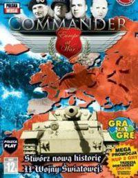 Okładka Commander: Europe at War (PC)