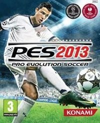 Game Box for Pro Evolution Soccer 2013 (PC)