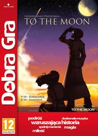 Okładka To the Moon (PC)