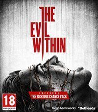 Game Box for The Evil Within (PC)