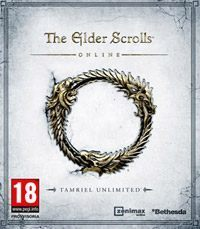 Okładka The Elder Scrolls Online: Tamriel Unlimited (PS4)