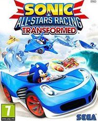 Game Box for Sonic & All-Stars Racing Transformed (PC)