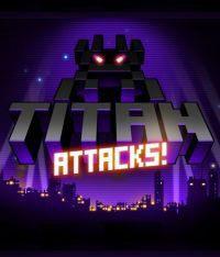 Game Box for Titan Attacks! (PS4)