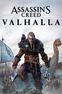 Game Box for Assassin's Creed: Valhalla (PS4)