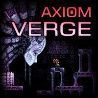 Game Box for Axiom Verge (PS4)