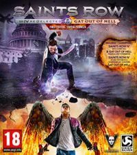 Okładka Saints Row IV (PC)