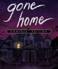 Okładka Gone Home (PC)