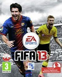 Game Box for FIFA 13 (PC)