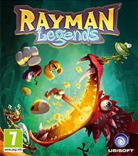 Game Box for Rayman Legends (PC)