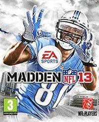 Okładka Madden NFL 13 (PSV)