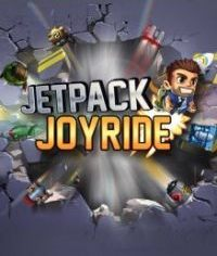Game Box for Jetpack Joyride (PS3)