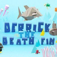 Okładka Derrick the Deathfin (PS3)