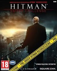 Game Box for Hitman: Sniper Challenge (PC)