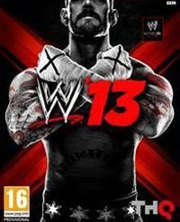 Okładka WWE '13 (PS3)