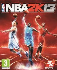 Game Box for NBA 2K13 (PC)