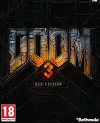 Game Box for Doom 3: BFG Edition (PC)