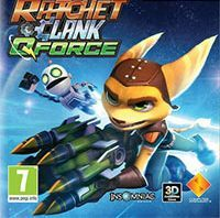 Okładka Ratchet & Clank: Q-Force (PSV)
