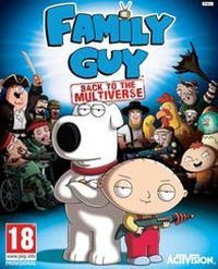 Okładka Family Guy: Back to the Multiverse (PC)