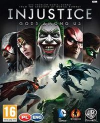 Okładka Injustice: Gods Among Us (PS3)