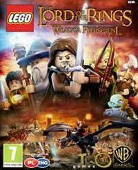 Okładka LEGO The Lord of the Rings (PS3)