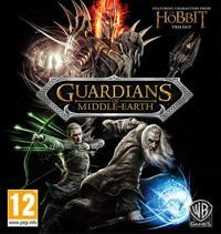 Okładka Guardians of Middle-Earth (PS3)