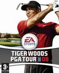Okładka Tiger Woods PGA Tour 08 (PC)