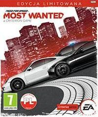 Game Box for Need for Speed: Most Wanted (PC)