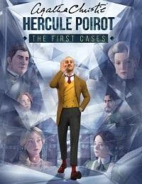 Okładka Agatha Christie - Hercule Poirot: The First Cases (PC)