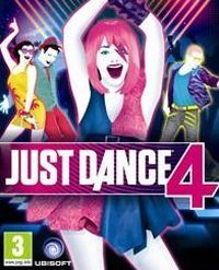 Game Box for Just Dance 4 (PS3)