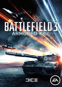 Okładka Battlefield 3: Armored Kill (PS3)