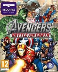 Okładka The Avengers: Battle for Earth (WiiU)