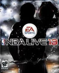 Okładka NBA Live 13 (PC)