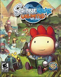 Okładka Scribblenauts Unlimited (PC)