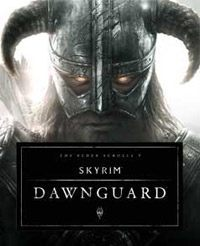Game Box for The Elder Scrolls V: Skyrim - Dawnguard (PC)