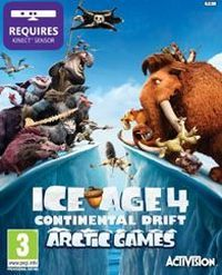 Okładka Ice Age: Continental Drift – Arctic Games (PC)